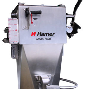 HGB Mechanical Bagging Scale